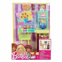 Barbie karrier kiegészítő szettek (művészeti stúdió)
