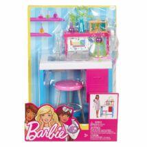 Barbie karrier kiegészítő szettek (tudományos labor)