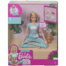 Barbie feltöltődés - Barbie meditációs baba