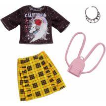 Barbie ruha szett (FXJ11)