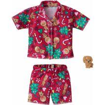Barbie karácsonyi ruhaszett (GGG49)