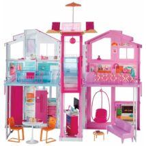 Barbie mesés családi ház