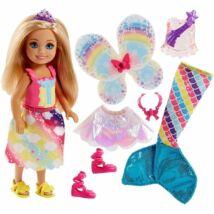 Barbie Dreamtopia Chelsea szett
