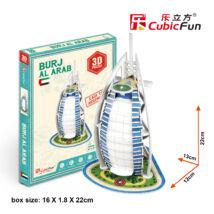 Burj Al Arab / Burdzs al-Arab (17 elem)