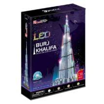 Burj Khalifa / Burdzs Kalifa LED világítással (136 elem)