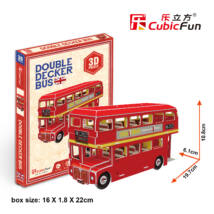 Double Decker emeletes busz (66 db-os)