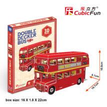 Double Decker emeletes busz (66 elem)