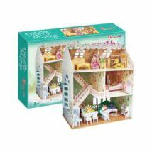 3D puzzle Dreamy Dollhouse babaház (160 db-os)