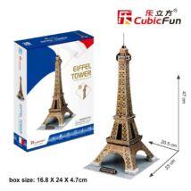 Eiffel Torony (arany) (35 elem)