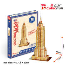 3D puzzle Empire State Building (24 db-os)