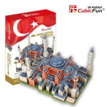 3D puzzle Hagia Sophia  (225 db-os)