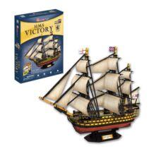 3D puzzle HMS Victory csatahajó (189 db-os)
