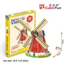 3D puzzle Holland szélmalom (20 db-os)