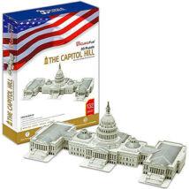 3D puzzle Kapitólium (132 elem)