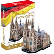 3D puzzle Kölni dóm (179 db -os)
