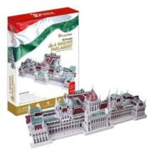 3D puzzle Magyar Parlament (237 db-os)