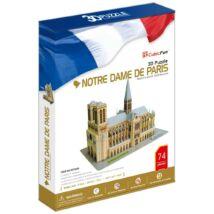 Notre Dame (74 db-os)