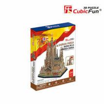 3D puzzle Szent Család-templom (194 db-os)/SAGRADA FAMILIA