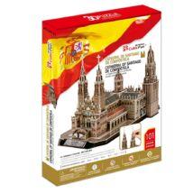 3D puzzle Szent Jakab katedrális  (101 db-os)