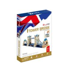 3D puzzle Tower híd (120 db-os)