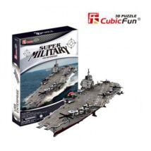 3D puzzle USS Enterprise repülőgéphordozó (121 db-os)