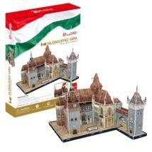 3D puzzle Vajdahunyad Vára  (137 db-os)