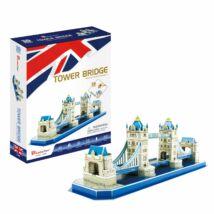 3D puzzle Tower Bridge (52 db-os)