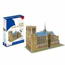 3D puzzle Notre Dame (53 db-os)