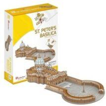 3D puzzle Szent Péter Bazilika (67 elem)