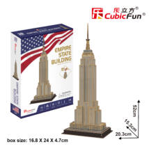 3D puzzle Empire State Building (54 elem)