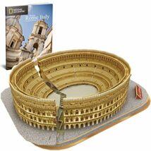 3D puzzle Colosseum Nat. Geo. Fotóalbummal (131 elem)