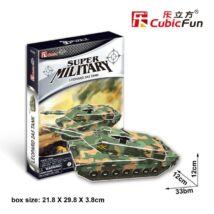 3D Puzzle Leopard 2A5 harckocsi