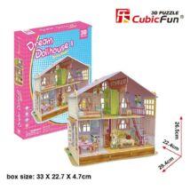 3D puzzle Dreamy Dollhouse babaház (160 elem)
