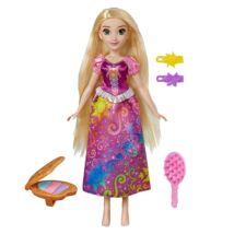Disney Hercegnők Szivárvány Hajú Rapunzel
