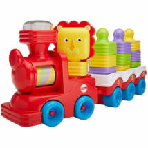 Mini építők dzsungel vonat