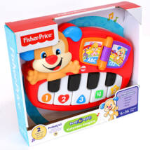 Tanuló kutyás zongora