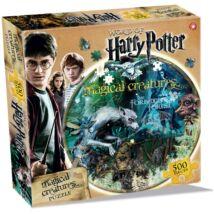 Harry Potter világa - Mágikus állatok 500 db-os puzzle