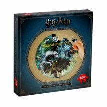 Harry Potter puzzle - Mágikus állatok (500 db)