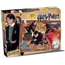 Harry Potter világa - Quidditch / Kviddics 1000 db-os puzzle