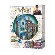 3D habszivacs puzzle Harry Potter- Mr.Ollivander pálcaboltja