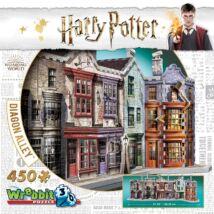 3D habszivacs puzzle Harry Potter-Abszol út