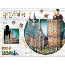 3D habszivacs puzzle Harry Potter Roxfort nagyterem
