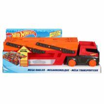 Hot Wheels Mega autószállító kamion