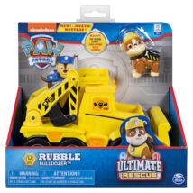 Mancs őrjárat - Ultimate Rescue - Rubble