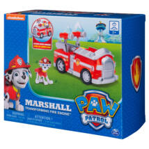 Mancs Őrjárat - Marshall átalakuló tűzoltóautója