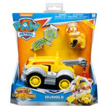 Mancs Őrjárat Alap Járművek- Mighty Rubble