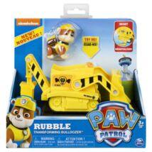Mancs őrjárat alap jármű - Rubble transforming bulldozer