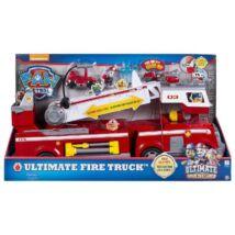 Mancs Őrjárat Ultimate Tűzoltó autó