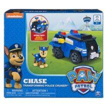 Mancs Őrjárat Átalakuló Járművek-Chase