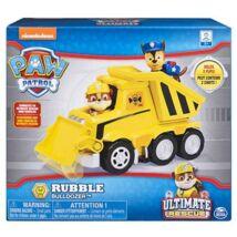 Mancs Őrjárat Alap Járművek-Rubble
